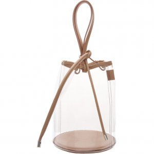 Bucket Schutz Bag Vinil Crystal Neutral | Outstore