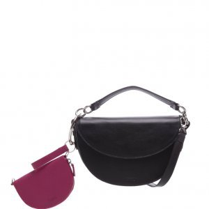 Saddle Schutz Bag Black + Little Bag | Outstore