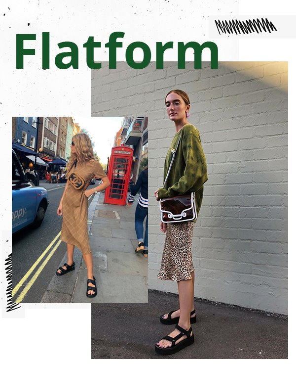 It girls - Sapatos - Flatform - Primavera - Street Style