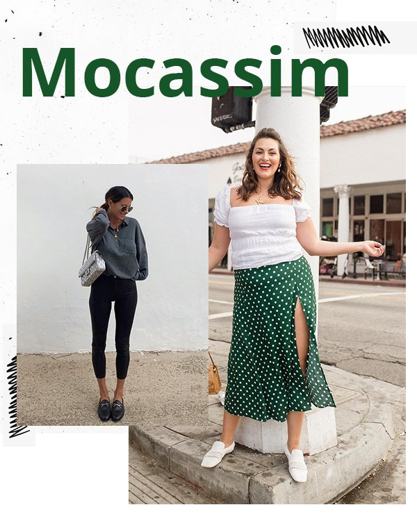 It girls - Sapatos - Mocassim - Primavera - Street Style