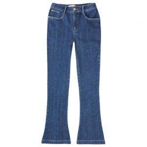 Calça Jeans  Flare Bootcur Petit