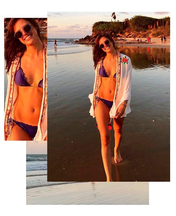 Agatha Moreira - biquini - biquini - verão - street-style