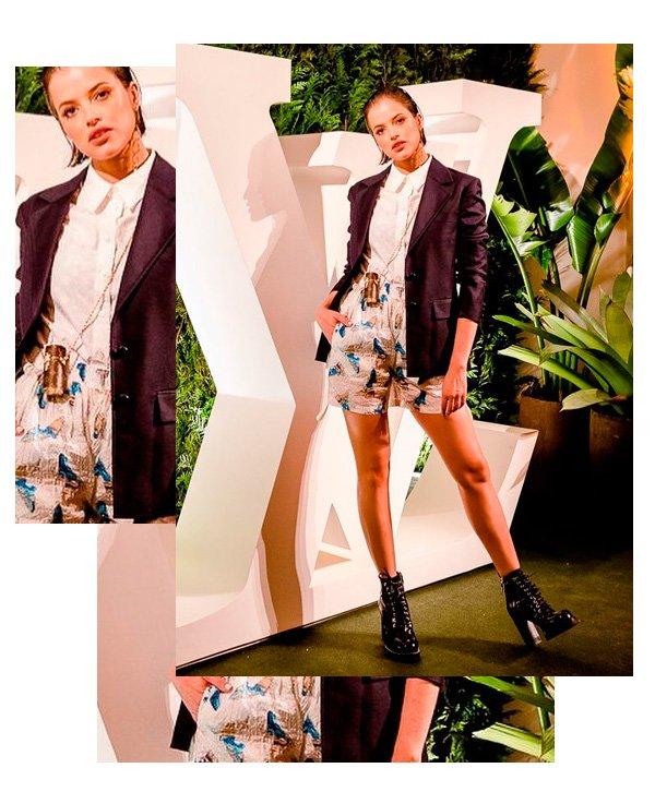 Agatha Moreira - blazer - blazer - verão - street-style