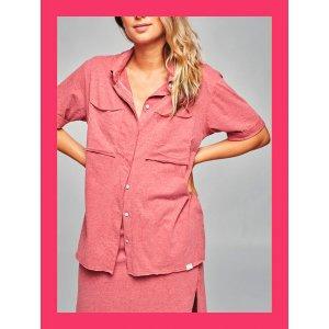 Camisa Ser Magenta - U Rosa
