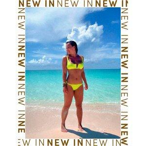 Bikini Lana Amarelo Neon - Gg Amarelo