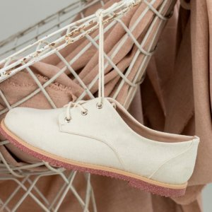 Sapato Oxford Cosmo Cru - 45 Branco