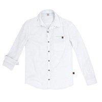 Camisa Masculina Em Tecido Com Botões