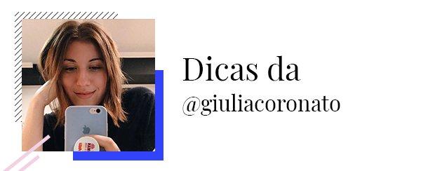 Giulia Coronato - Dicas - Black Friday  - Primavera - Street Style