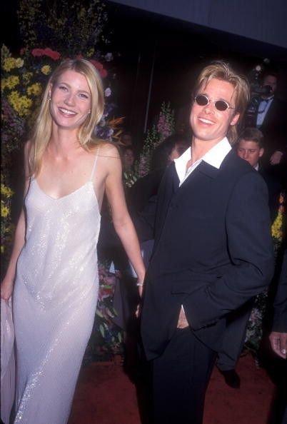 Gwyneth Paltrow - Slipdress - Anos 90  - Primavera - Street Style
