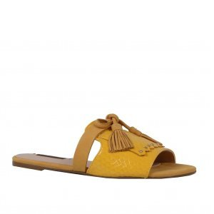 Slide amarelo