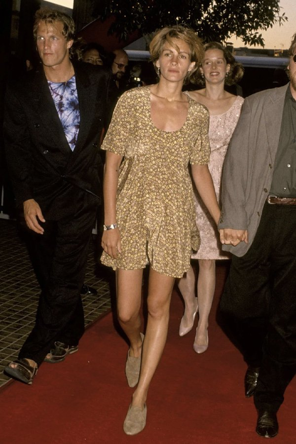 Julia Roberts - alfaiataria - alfaiataria - verão - street style