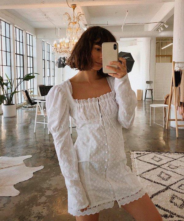 Alyssa Coscarelli - vestido-branco - vestidos - verão - street-style