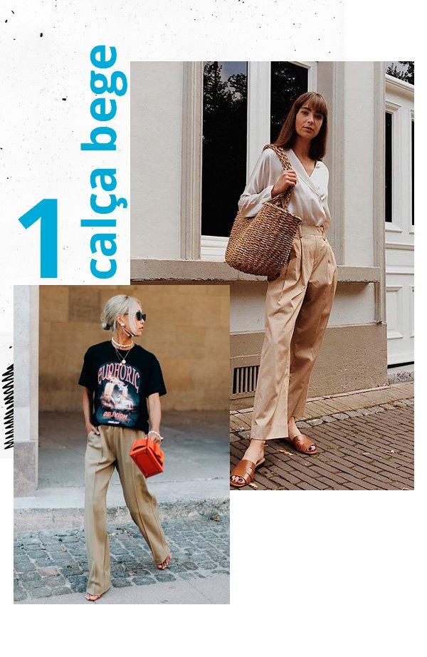 it-girl - calça-bege - bege - verão - street-style