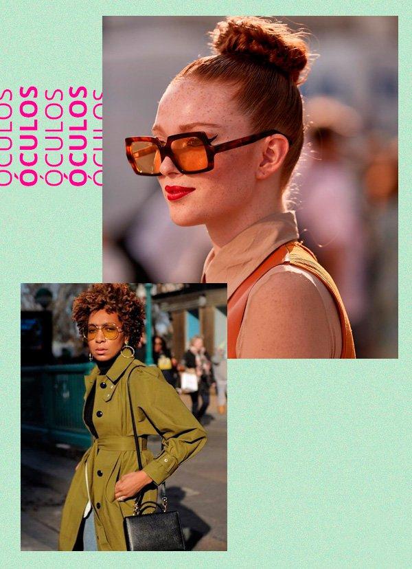 it-girl - óculos de sol - retrô - verão - street-style