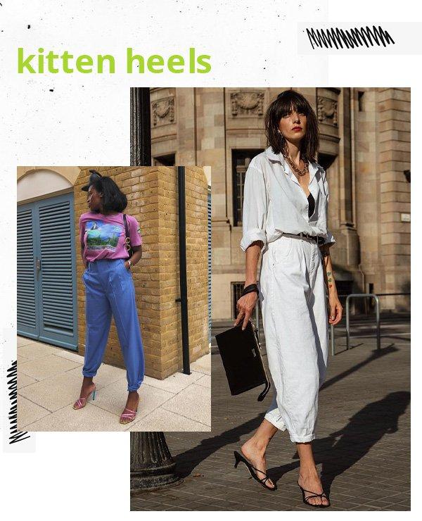 Marilyn, Paz Halabi -       - kitten heels - verão - street style