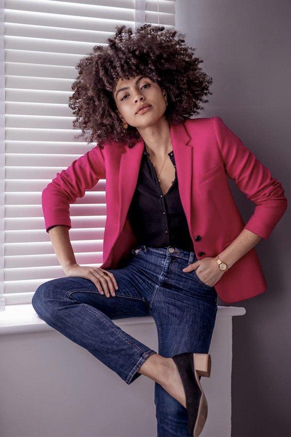 Samio - blazer - blazer colorido - verão - street style
