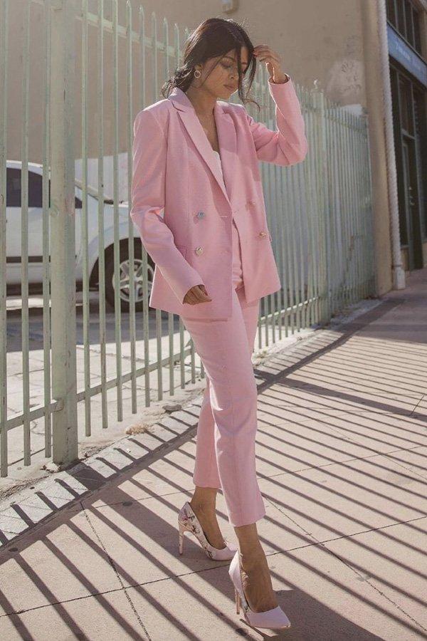 Sheryl - blazer  - blazer colorido - verão - street style