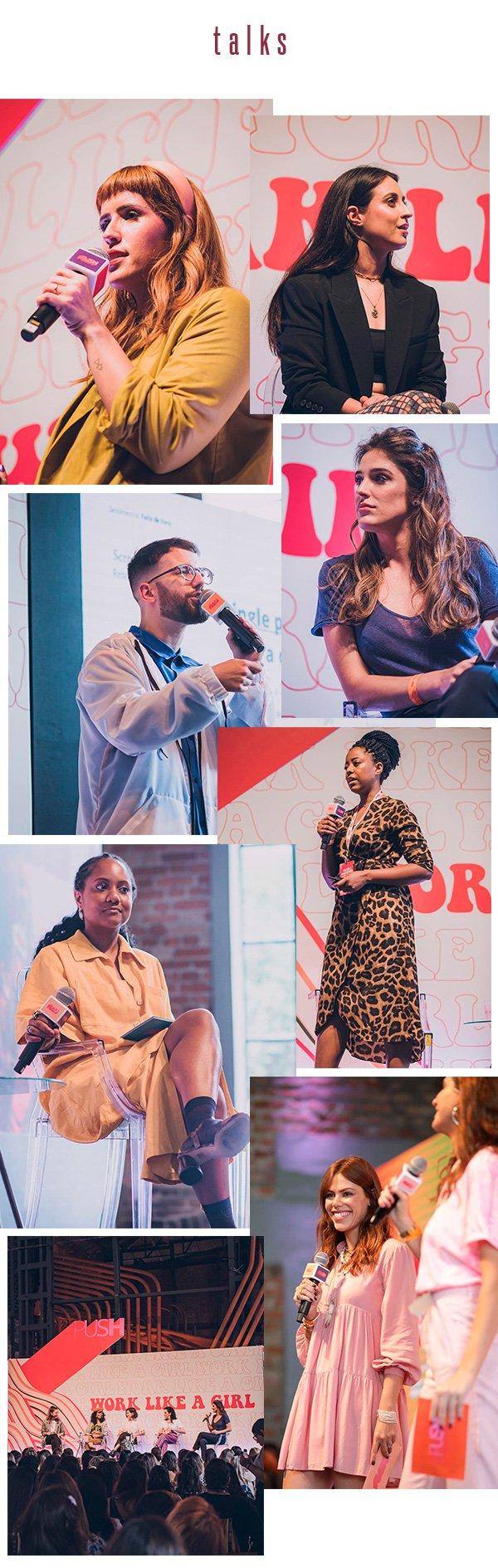 talks - push - evento - empreendedorismo - feminino