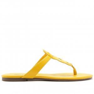 Rasteira Aros Amarela | Anacapri