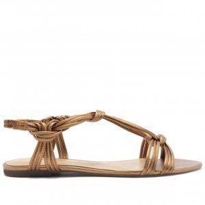 Sandália Nós Bronze | Anacapri