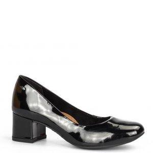 Sapato Dakota  Salto Bloco Extraconforto Preto
