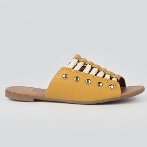 Slide Dakota  Cordas Amarelo