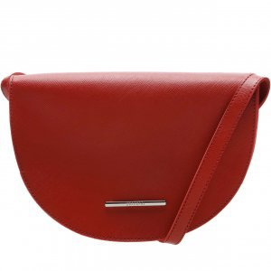 Crossbody Minimal Vermelha | Anacapri