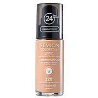 Revlon ColorStay 24 Horas Pele Mista à Oleosa FPS15 320 True Beige - Base Líquida 30ml