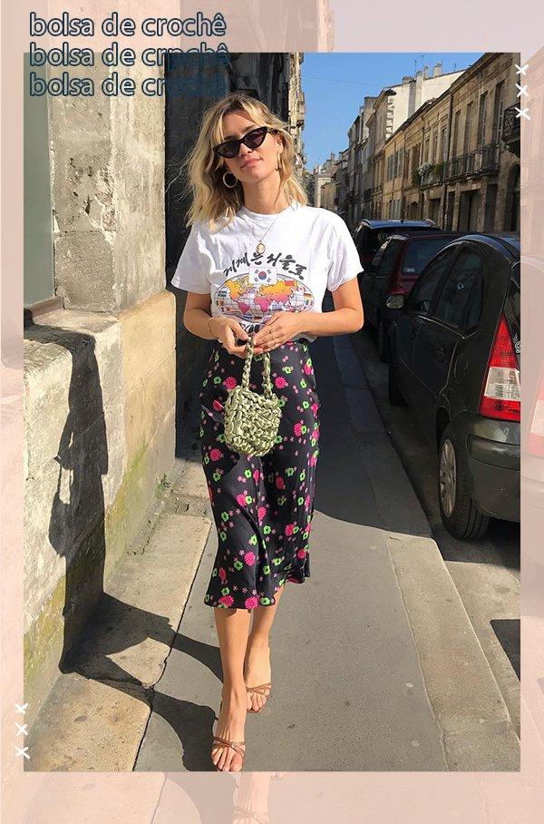 It Girls - Bolsa - Bolsa de crochê - Primavera - Street Style