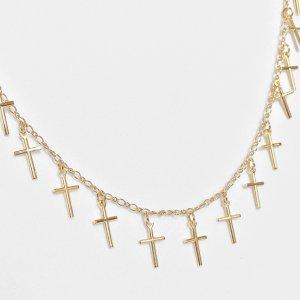 Gargantilha Grace - U Dourado
