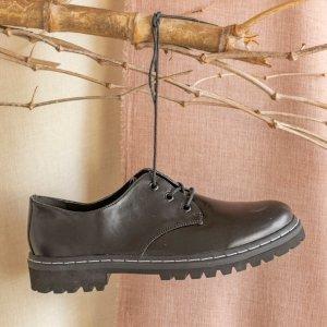Sapato Tratorado Terra Preto - 41 Preto