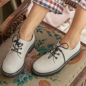 Sapato Tratorado Terra Off White - 42 Branco