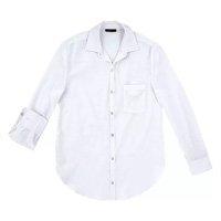 Camisa Manga Longa Com Bolso Frontal