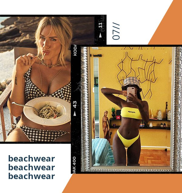 It girls - Beachwear - Beachwear - Primavera - Street Style