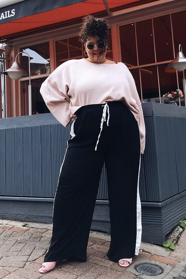 Grace - calça e blusa - calça e blusa - verão - street style