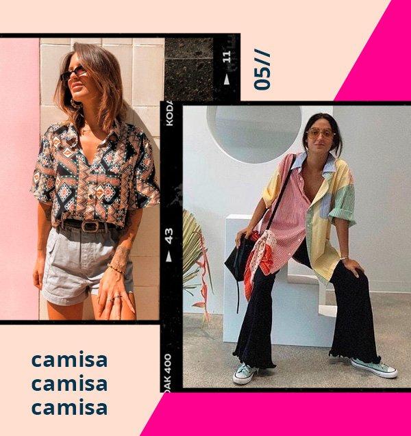 Gio Serrano - camisa - retrô - verão - street-style
