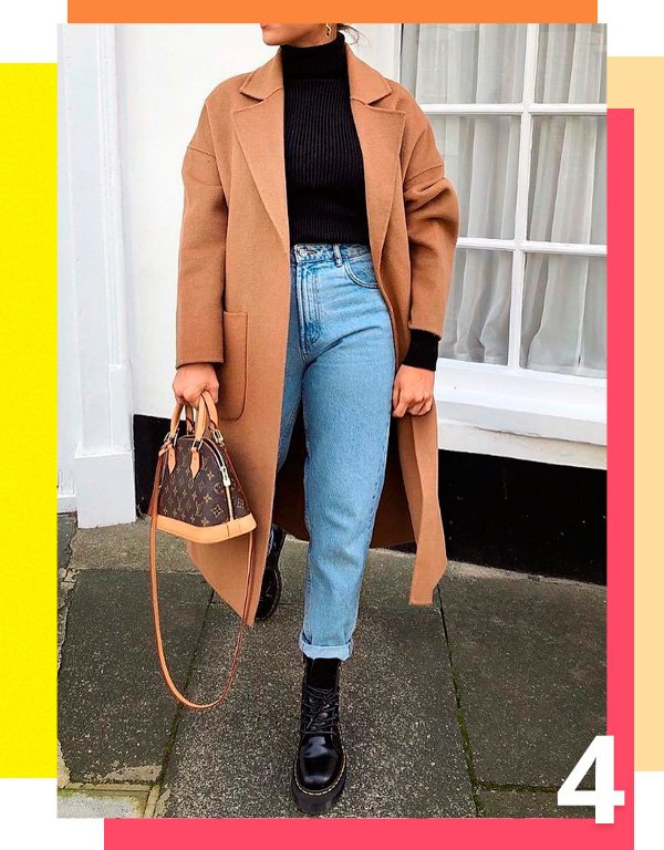 it-girl - casaco-marrom - casaco - inverno - street-style