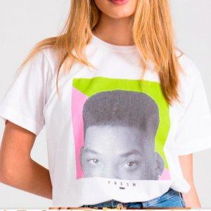 Camiseta Fresh White - Gg Branco