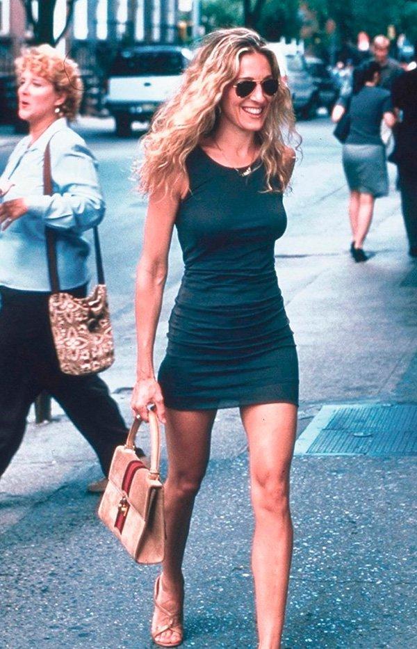 Sarah Jessica Parker - vestido - vestidos - verão - street-style