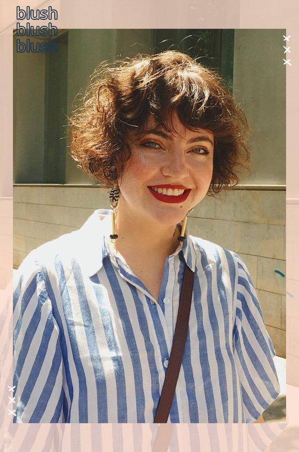 Keira Knightley - batom vermelho - batom vermelho - verão - street style