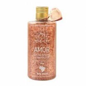 Sal De Banho Iluminador Amor - Ouro Rosa
