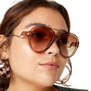 Óculos De Sol Aviador Frame