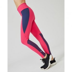 Legging Esportiva Color Block