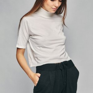 Cropped All Set Off - U Branco