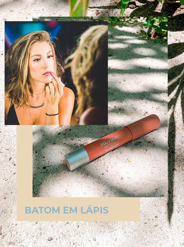 Revlon  - Batom lápis - Nécessaire de verão - Verão - Street Style