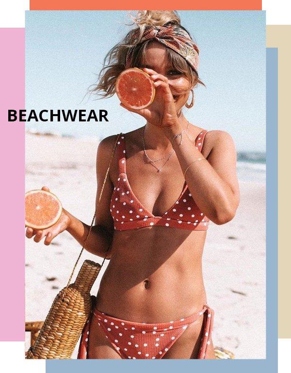 reprodução pinterest - beachwear - trendy - verão - street style