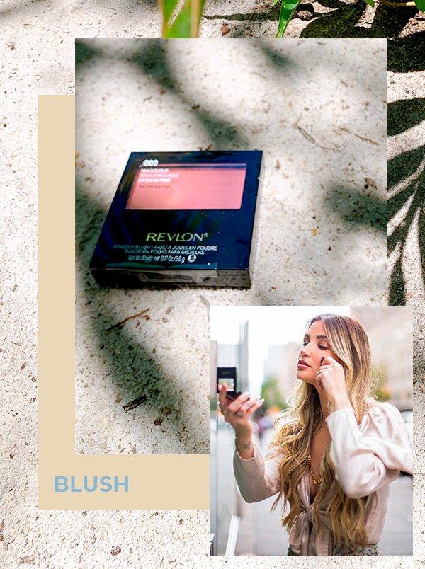 Revlon - Blush - Nécessaire de verão - Verão - Street Style