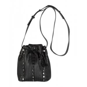 Bucket Bag Matelassê Com Amarração