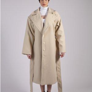 Olympe Overcoat - G Bege