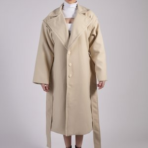 Olympe Overcoat - P Bege